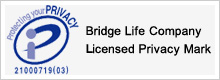 Bridge Life Company licensed Privacy Mark